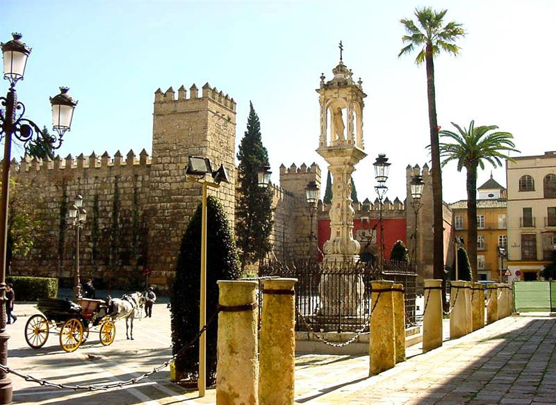 Course Spanish in Seville