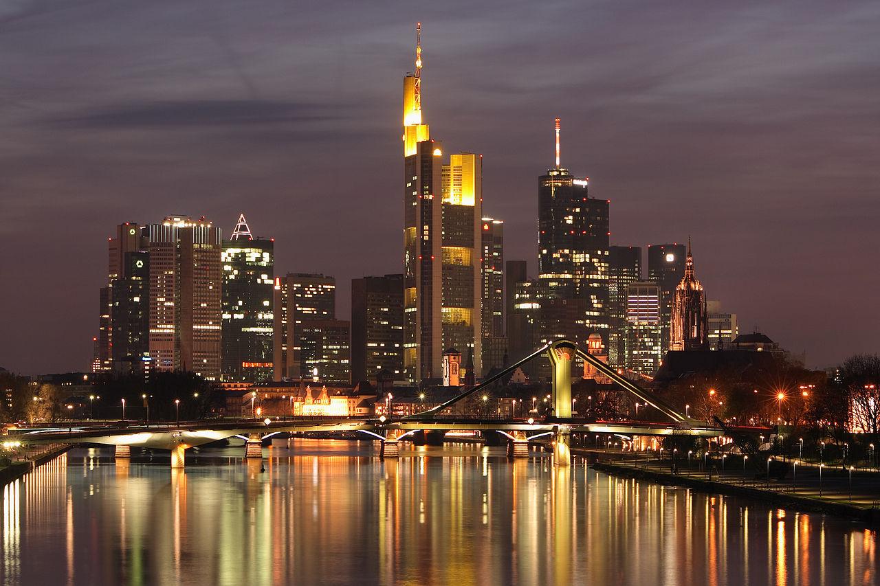 Course German in Frankfurt