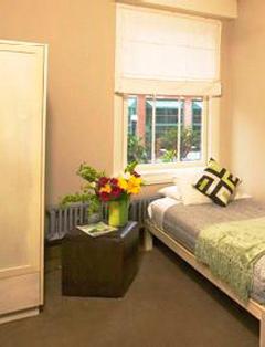 Residence II room