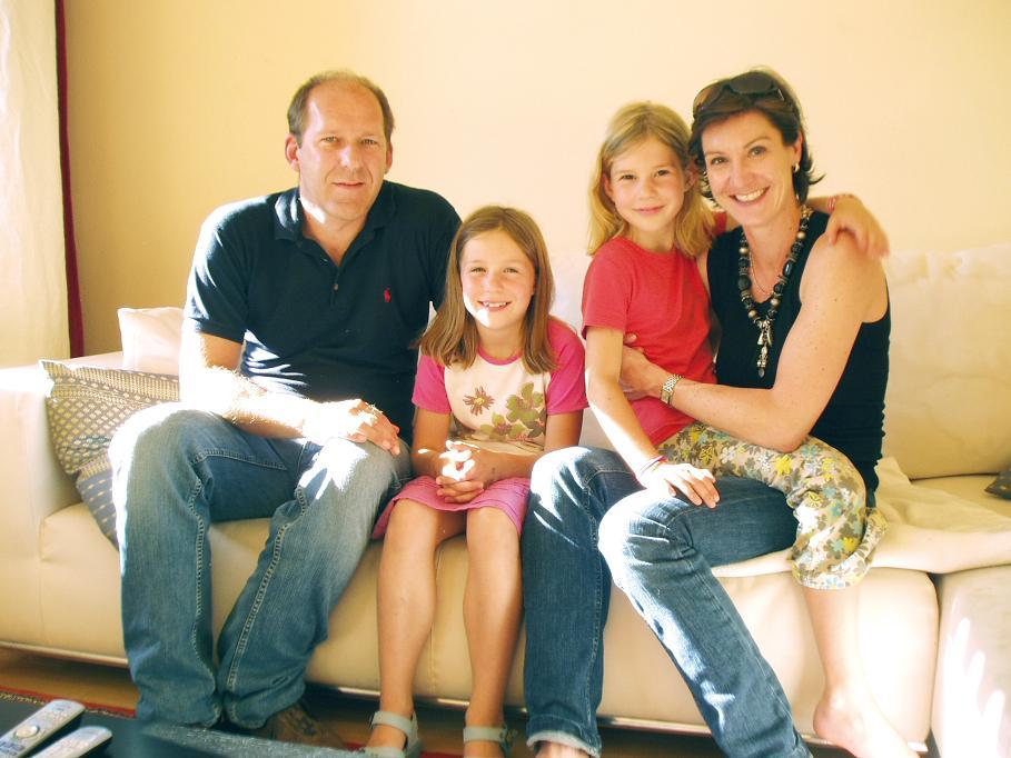 Host families in Munich