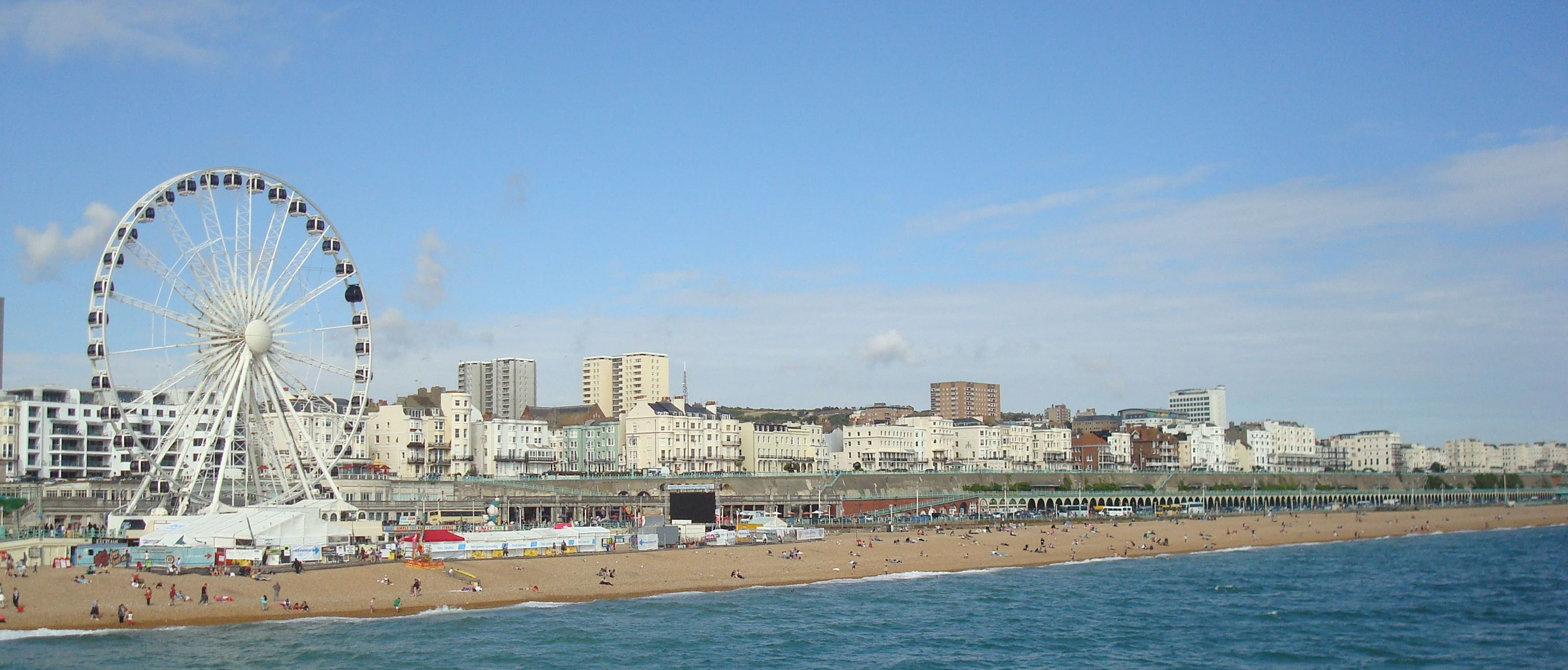 Study English in Brighton, South England