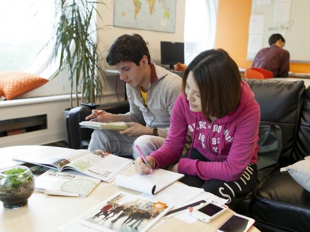 Course English in Boston - Center