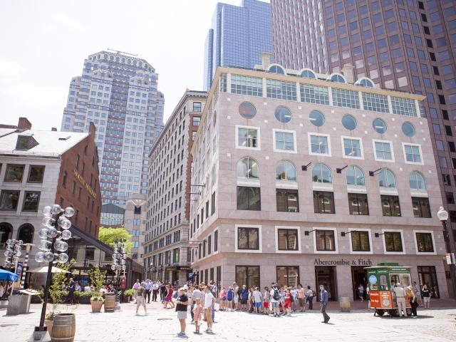 Boston - Center