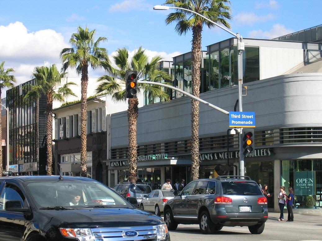 Course English in Los Angeles - Santa Monica